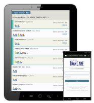 TrakCare donne accès en temps réel aux données des patients