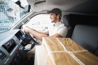 Intéropérabilité dans le secteur logistique: Chauffeur en livraison