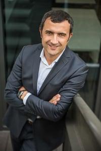 Carlos Jaime, Directeur général d'InterSystems France